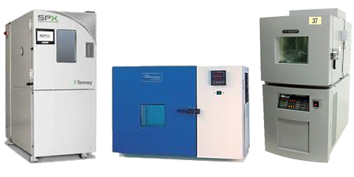 temperature and humidity chambers